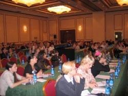 Участники семинара «Чтение - важнейшая часть национальной политики в сфере культуры и образования»
