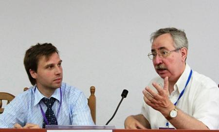 А.Н. Воропаев и Е.И. Кузьмин