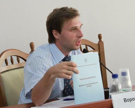 А. Н. Воропаев