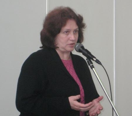 Урмина И. А., научный сотрудник Института социальной и культурной антропологии
